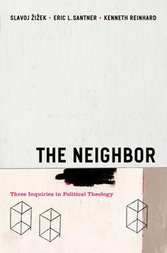 Book Cover: The Neighbor.Politicaltheory.Žižek.
