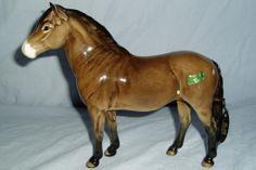 Exmoor Pony Figurine, Beswick, England