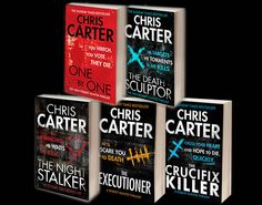 Chris Carter Books - Home Page