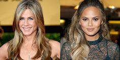 Here's a must-read article from ELLE:  Chrissy Teigen Blasts Piers Morgan in Defense of Jennifer Aniston