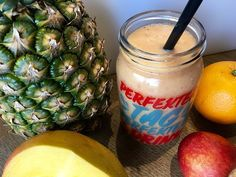 Tropical Cucumber Smoothie