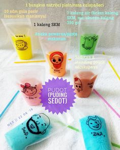 Bisnis Ideas, Pudding Desserts, Food Trends, No Cook Meals, Donuts, Jelly, Cake Decorating, Recipies, Deserts
