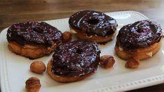 Homemade Chocolate Cronuts Video