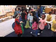This is a section of our Springfest program at Tope Elementary in Grand Junction, CO, on April 13, 2011. Here, we are teaching three rhythms from the musical...