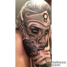 What does valkyrie tattoo mean? We have valkyrie tattoo ideas, designs, symbolism and we explain the meaning behind the tattoo. Valkyrie Tattoo, Tattoos With Meaning, Tattoo Designs, Beauty, Twitter, Sleeve, Ideas, Meaning Tattoos, Manga