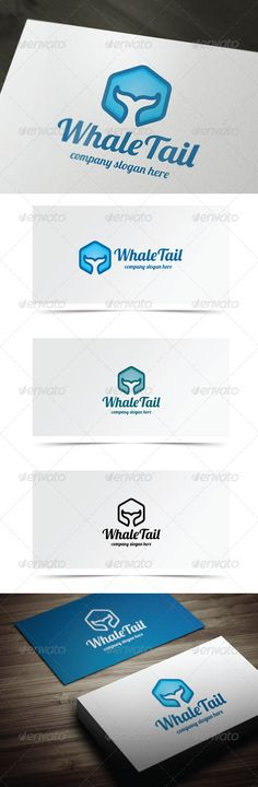 Whale Tail .This image is available on GraphicRiver. Whale, Dolphin, Animal Logo Template - Vector logo – Resizable for easy editing – AI, EPS files Font Used – Lobster .fontsquirrel /fonts/Lobster GraphicRiver Details: Created: 6 February 14 Graphics Files Included: Vector EPS, AI Illustrator Layered: Yes Minimum Adobe CS Version: CS Resolution: Resizable Tags animal, animals, blue, boat, cube, dolphin, dolphin tail, fin, fish, fish tail, fishing, gift shop, nature, ocean, outdoors…