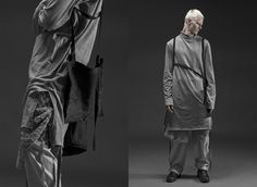 The World of Emerging Fashion Raincoat, Menswear, Jackets, Collection, Fashion, Two Men, Rain Jacket, Down Jackets, Moda