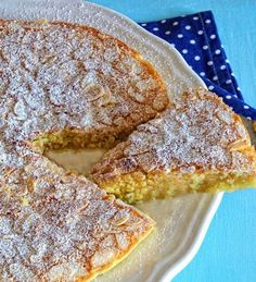 Portuguese Desserts, Portuguese Recipes, Torta Recipe, Baking Recipes, Cake Recipes, Good Food, Yummy Food, Sweet Pie, Sweet Recipes