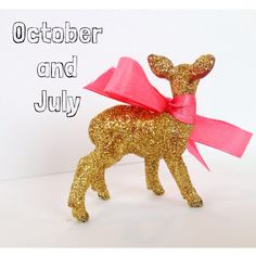 Glitter and pink And July, Dinosaur Stuffed Animal, October, Glitter, Homemade, Toys, Pink, Activity Toys, Home Made