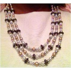 Handmade necklace :-)