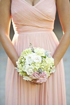 Soft Bridesmaid Bouquet