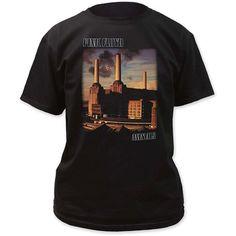 Pink Floyd Animals T-Shirt Sz. S-M-L-XL 100% Cotton Black Tee