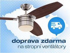 Horko Vás s našemi stropními ventilátory zaskočit nemůže. S výběrem rádi poradíme. Nyní DOPRAVA ZDARMA na všechny stropní ventilátory Westinghouse. http://bit.ly/stropaky #stropniventilatory #léto #teplo #westinghouse #dopravazdarma #VENTILATORYcz #ceilingfan