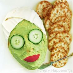 @Carolyn Richardson-Green ..this is a laugh out loud dish. love it!