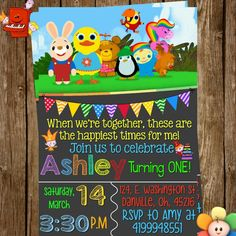 BabyFirstTV invitation available now! $2                                                                                                                                                                                 More