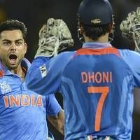 dhoni got all the success in his career . can we compare dhoni with virat kohli . can kohli also get all this success itimes.com