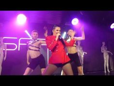Saara Aalto - Han (Live) Eurovision Wonderland Under The Bridge London London Bridge, Concert, Recital