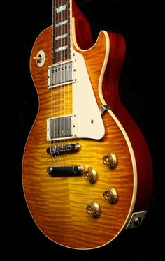 Gibson Custom Shop Standard Historic 1959 Les Paul - Sunrise Tea Burst