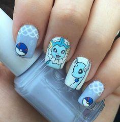 Pokemon go nails