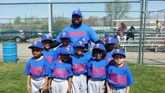 My T - ball team.