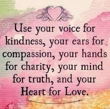 LOVE COMPASSION AND KINDNESS FOR ALL BEINGS