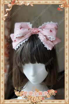 Sweet Cotten Original Printing Love & Canary Infanta Lolita KC