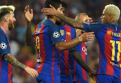 Neymar  Messi Suarez & I Understands How Each Other Think