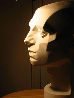 Asaro Head | Planes of the Head Asaro Head | Flickr - Photo Sharing!