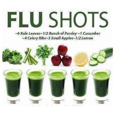 All natural Flu shots