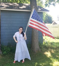 Love in the Land of the Free & Link Up On the Edge #202 – Shelbee On the Edge Domestic Partnership, Smart Attire, Polyamorous Relationship, Cute Workout Outfits, Patriotic Outfit, Land Of The Free, Next Clothes, Color Pairing, Marriage And Family