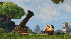 أمازون تطلق محرك الألعاب Lumberyard ثلاثي الأبعاد