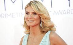 Fonds d'écran Célébrités Femme > Fonds d'écran Heidi Klum Wallpaper N°321797 par soleildhivers - Hebus.com