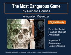 lesson plan the most dangerous game by richard The most dangerous game questions for your custom printable tests and worksheets in a hurry browse our pre-made printable worksheets library with a variety of activities and quizzes for all k-12 levels.