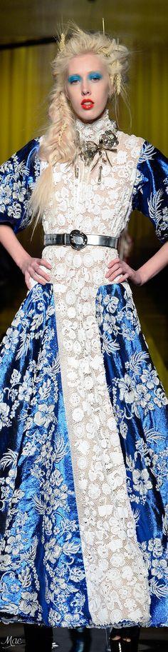 Spring 2017 Haute Couture John Paul Gaultier