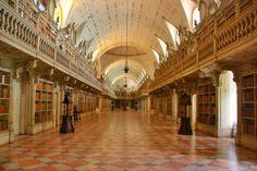 Biblioteca de Mafra  by Andrés  Neira on 500px