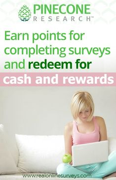 Pinecone Research: Earn Cash by Taking Surveys  Online ( Completely Free)