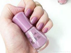 Essence The Gel Nail Polish 56 You and Me - Mateja's Beauty Blog