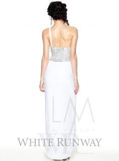 One Shoulder Samantha Dress