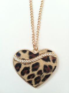 Animal Print Heart Necklace                                                                                                                 ↞•ฟ̮̭̾͠ª̭̳̖ʟ̀̊ҝ̪̈_ᵒ͈͌ꏢ̇_τ́̅ʜ̠͎೯̬̬̋͂_W͔̏i̊꒒̳̈Ꮷ̻̤̀́_ś͈͌i͚̍ᗠ̲̣̰ও͛́•↠