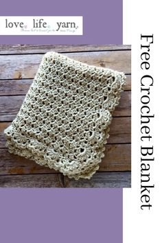 With full video tutorial! Learn to crochet the Duchess Baby Blanket with this free crochet pattern. Free Crochet Doily Patterns, Crochet Baby Blanket Free Pattern, Free Crochet Bag, Crochet Bunny Pattern, Crochet Bags, Crochet Blankets, Crochet Animals, Learn To Crochet, Crochet Projects