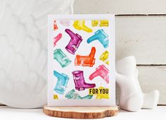 Card making ideas and tips for handmade greeting cards - birthday, thank you, love, baby, sympathy and all occasion. Birthday Greeting Cards, Greeting Cards Handmade, U Rock, Altenew, Distress Ink, The Secret, Card Making, Scrap, Challenges