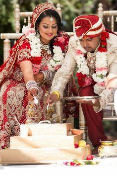 Treditional wedding ceremony, INDIA  ((http://maharaniweddings.com/gallery/photo/14831)