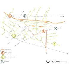 Public spaces of CEVA railway halt in Chêne-Bourg – Geneva | Ilex Paysages & Urbanisme