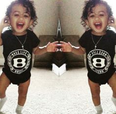 Royalty Brown Chris Brown daughter royalty beautiful little girl baby