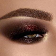 Eye Makeup Steps, Eye Makeup Art, Smokey Eye Makeup, Makeup For Brown Eyes, Makeup Tips, Beauty Makeup, Fairy Makeup, Mermaid Makeup, Makeup Ideas