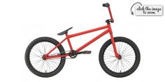 £305.96 SALE Premium Subway Brakeless BMX Bike | Red - Premium frame w/ crmo downtube Mid BB & Internal HS 20.5TT Intergrated pivotal seat Odysey twisted plastic pedals 8 rise bar Alloy front load stem 3 piece crmo 175mm 8 spline cranks w/ sealed BB 25/9 gearing.   Want this in CHOCOLATE! Please Santa
