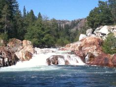 Our beloved South Fork Yuba River, California.