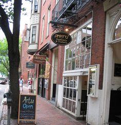Artu Restaurant at Beacon Hill