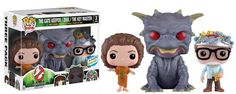The Gate Keeper, Zuul, and Key Master Wal-Mart Exclusive Ghostbusters Funko Pop Looks Glorious Funko Pop Figures, Pop Vinyl Figures, Action Toys, Action Figures, Funko Pop Ghostbusters, Die Geisterjäger, Le Pop, Tsumtsum, Pop Heroes