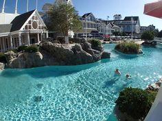 A look at Stormalong Bay at the Yacht And Beach Club Resorts